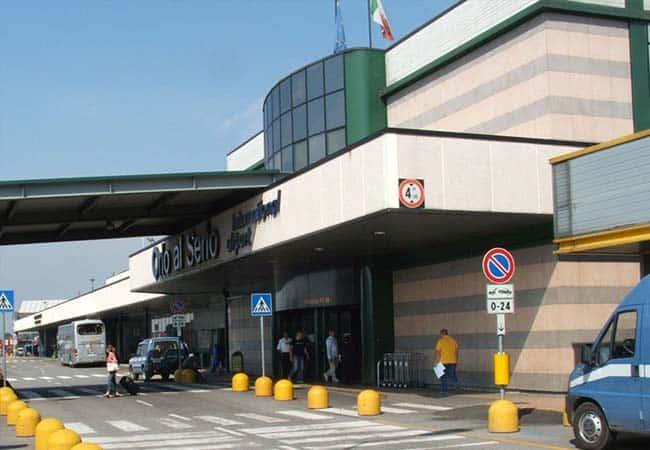 Bergamo Aereoporto