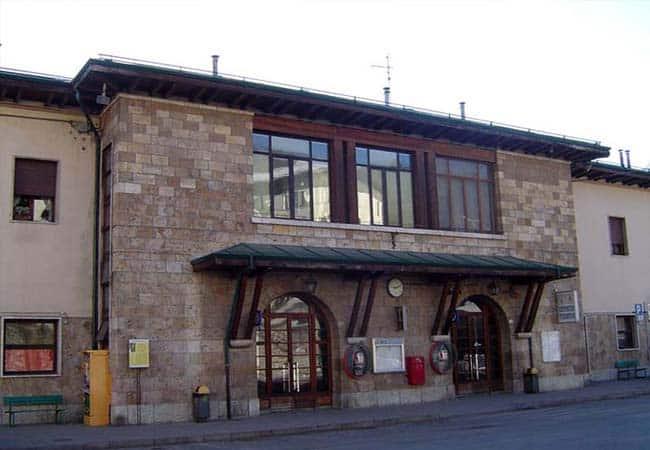 Calalzo Stazione