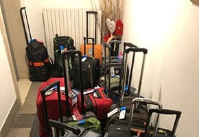 alta via luggage transportation